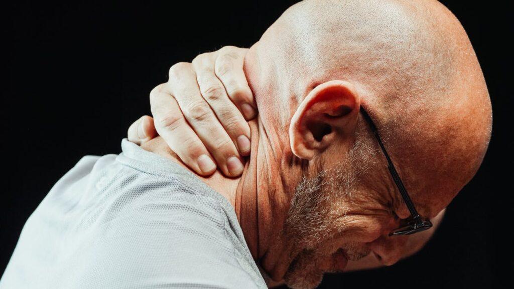 Arthritis related neck pain